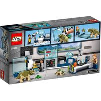 LEGO樂高 75939 Dr. Wu's Lab: Baby Dinosaurs Breakout