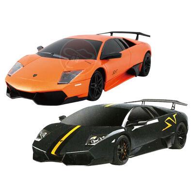 Rastar星輝 1:24  Lamborghini Murcielago Lp670-4 Or/Y遙控車