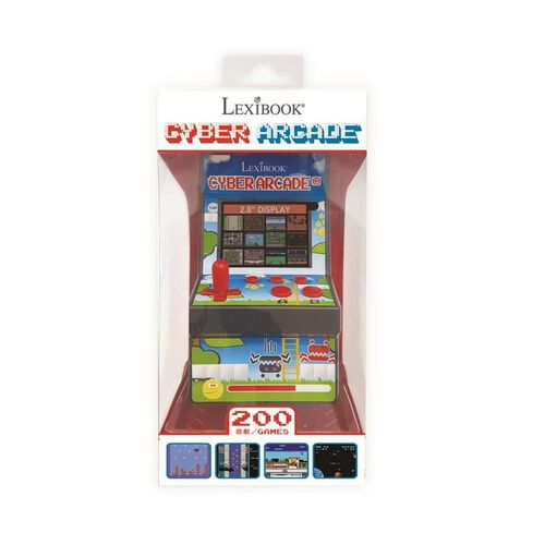 Lexibook利思寶復古街機200種遊戲