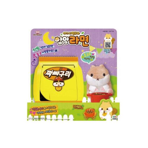 Mimi World寵物野餐包-泡麵小松鼠