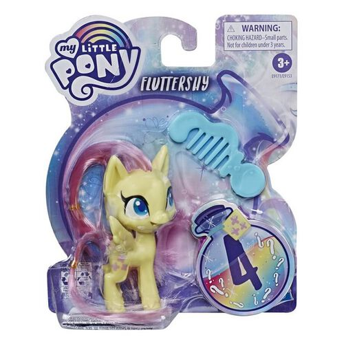 My Little Pony彩虹小馬 3吋魔法基本組 - 隨機發貨