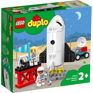 Lego Duplo 10944 太空梭任務