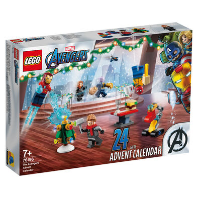 Lego樂高 76196 The Avengers Advent Calendar