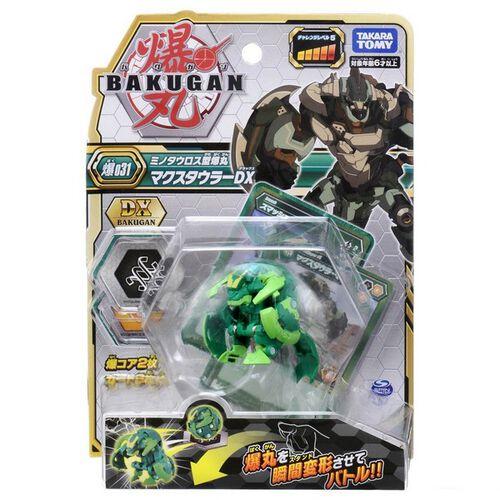 Bakugan爆丸基本 BP-031 進階爆丸 牛頭戰士DX (風)