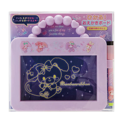 Hello Kitty凱蒂貓 玩具亮燈繪圖板bo