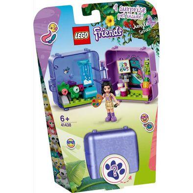 LEGO樂高好朋友系列 41438 叢林秘密寶盒-艾瑪