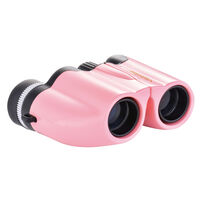 VisionKids Binoculars Set 高性能10X雙筒兒童望遠鏡 粉紅