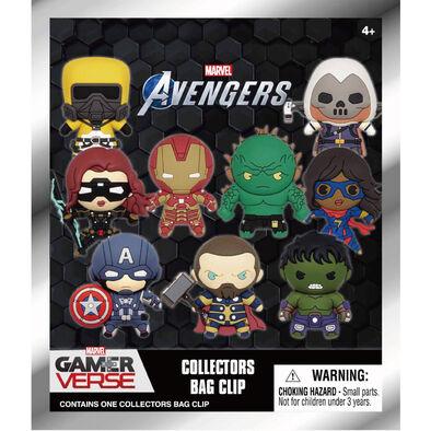 Marvel Avengers漫威復仇者聯盟電玩版掛飾 - 隨機發貨