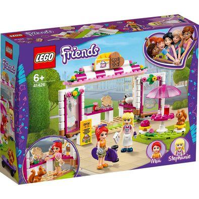 LEGO樂高好朋友系列 41426 心湖城公園咖啡廳
