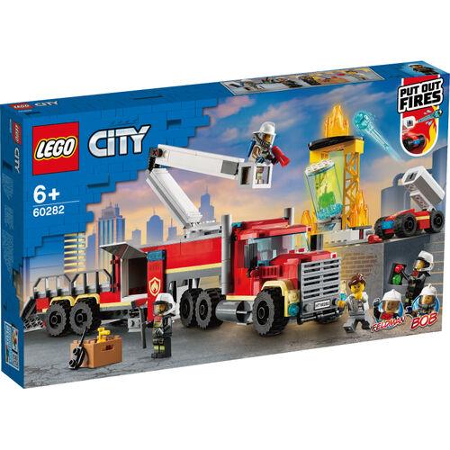 LEGO樂高 60282 消防指揮車