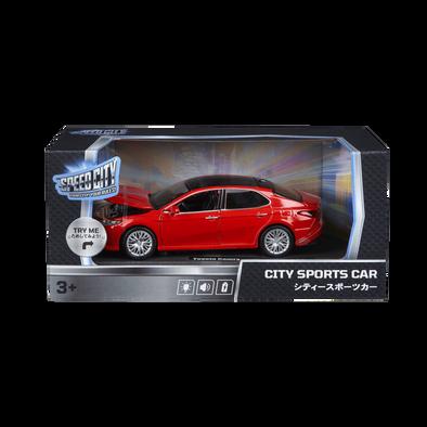 Speed City 極速城市 1:32合金車
