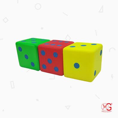 Macro Giant名將 3入骰子