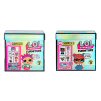 L.O.L. Surprise!驚喜寶貝蛋 驚喜家居百寶箱 - 隨機發貨