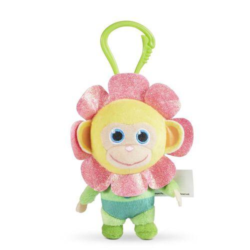 Wonder Park奇幻遊樂園絨毛鑰匙圈