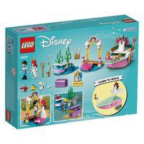 LEGO樂高 43191 Ariel's Celebration Boat