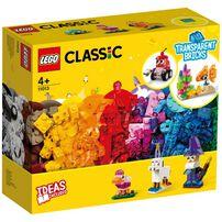 LEGO樂高 11013 創意透明顆粒