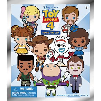 Toy Story玩具總動員4 收藏鑰匙圈 - 隨機發貨