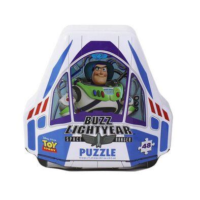 Toy Story玩具總動員4 巴斯光年鐵盒拼圖