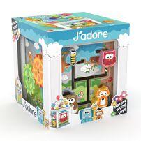 J'adore 木製益智遊戲盒