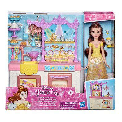 Disney Princess迪士尼公主 迪士尼貝兒公主皇家廚房組