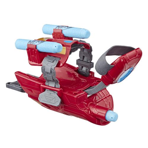 NERF復仇者聯盟鋼鐵人手套發射器
