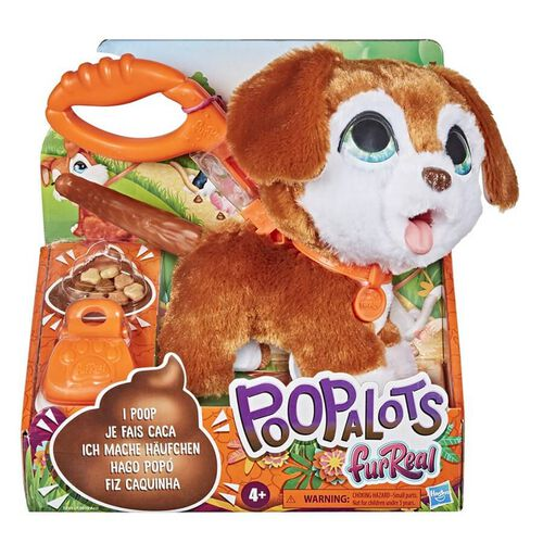 FurReal親親寵物毛小孩遛遛便便組