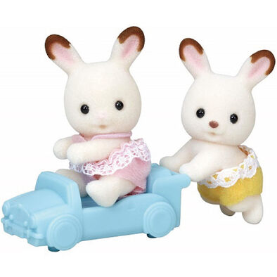 Sylvanian Families森林家族 可可兔雙胞胎