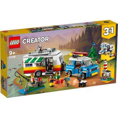 LEGO樂高 31108 家庭假期露營車