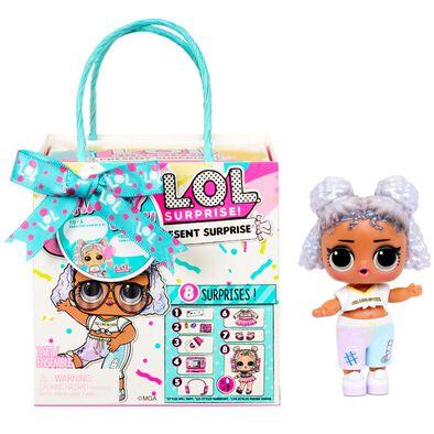 L.O.L. Surprise!驚喜寶貝 驚喜禮物娃娃 - 隨機發貨
