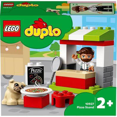 LEGO樂高得寶系列 薄餅站 10927