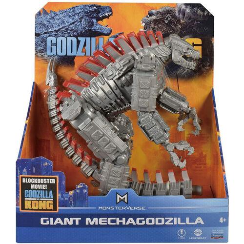 Godzilla vs Kong哥吉拉大戰金剛 11吋經典公仔(機械哥吉拉)