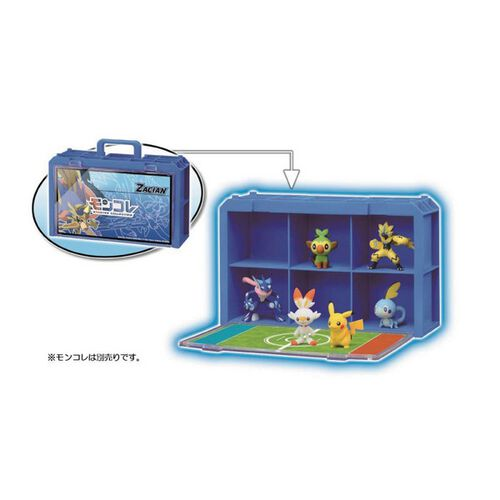 Pokemon寶可夢 戰鬥收納盒-劍