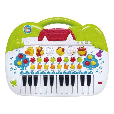 Runaland路納星球 快樂動物電子琴