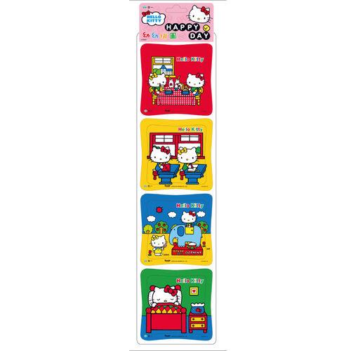 Acme世一 Hello Kitty幼幼拼圖: Happyday 快樂的一天