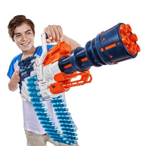 Zuru X-shot 輪轉射擊器