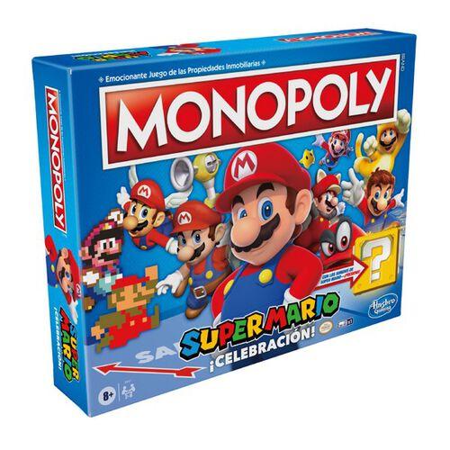 Monopoly地產大亨歡慶超級瑪利歐紀念版