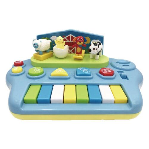 BRU Infant & Preschool 歡樂小鋼琴