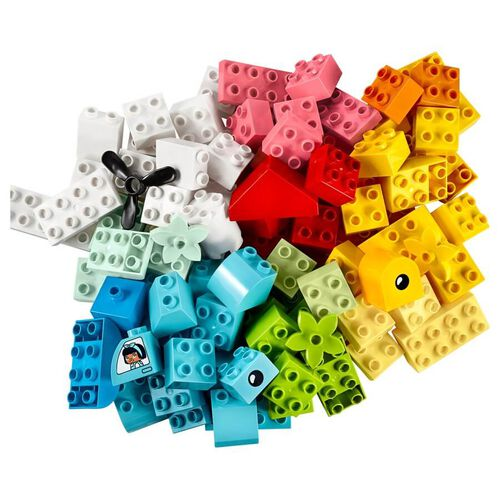 LEGO樂高 10909 心型盒