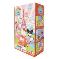 Hello Kitty凱蒂貓hello Kitty 盒玩-交通系列 - 隨機發貨