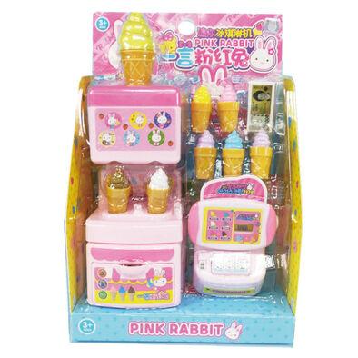Tai Sing大生 粉紅兔迷你冰淇淋機
