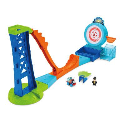 迷你Thomas & Friends湯瑪士小火車飛速猛擊組合
