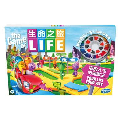 Hasbro Gaming孩之寶遊戲 生命之旅教育遊戲組
