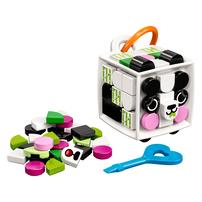 Lego樂高 Dots 41930 行李吊牌-熊貓