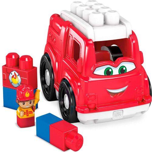 Mega Bloks美高積木小小消防車