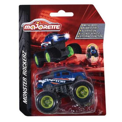 Majorette美捷輪小汽車Majorette monster rockerz - 隨機發貨