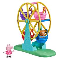 Peppa Pig粉紅豬小妹 佩佩豬歡樂摩天輪遊戲組