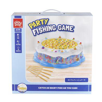 Play Pop 音樂蛋糕釣魚遊戲機