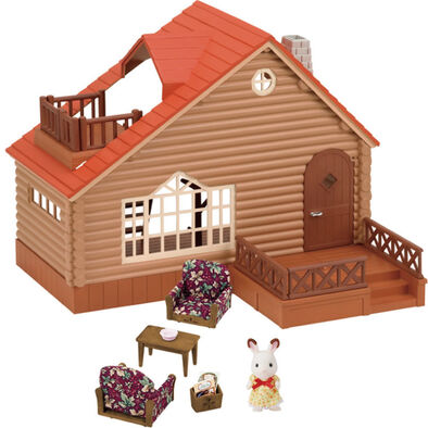 Sylvanian Families森林家族 小木屋禮盒組b