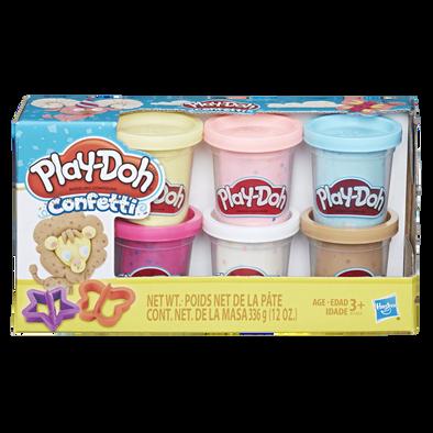 Play-Doh培樂多紙花黏土補充罐