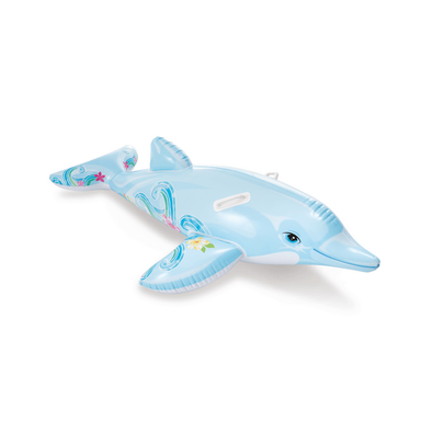 Intex 海豚氣墊騎乘